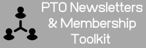 PTO Newsletter and Toolkit Button