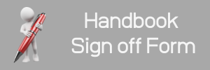 Handbook Sign Off Form Button